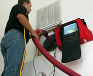 Source Removal Duct Cleaning Process  HEPA Based Air